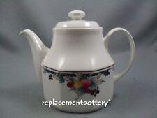 Royal Doulton Autumn's Glory teapot.
