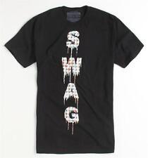 Rebelutionary Swag Tee Mens Black T-Shirt New NWT