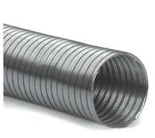 Alu-Flexrohr Lüftungsrohr Flexschlauch Alurohr Alle Größen DN 80 - 250 mm L: 3 m