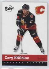 2000-01 Upper Deck Vintage #57 Cory Stillman Calgary Flames Hockey Card