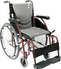 Portable Ergonomic Super Light Wheelchair Quick Release S-115Q Folding S-115Q 16