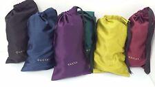 Gucci borsa pochette astuccio portafoglio oro verde blu nero rosso viola giallo