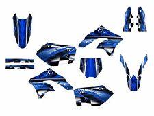 2006 2007 2008 KX 250F graphics for Kawasaki KXf250 #2001-BLUE