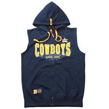 North Queensland Cowboys Mens Sleeveless Hoodies
