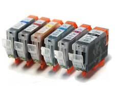 BCI-3 / BCI-6 ensemble de 6 Cartouches D'encre Imprimante Compatible BCI3 BCI6