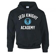 """STAR Wars """"Jedi Knight Academy"""" Felpa Con Cappuccio Nuovo"""