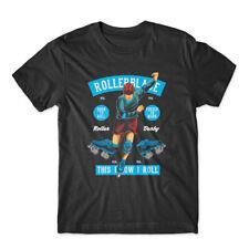 Rollerblade T-Shirt 100% Cotton Premium Tee NEW