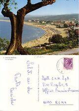 Cartolina d'epoca -VASTO MARINA - CHIETI - LA SPIAGGIA (39)