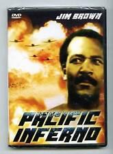 Pacific Inferno (DVD) Jim Brown, Richard Jaeckel, Timothy Brown, Rolf Bayer, NEW