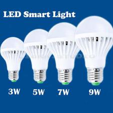 LED Glühbirne mit Bewegungssensor Bewegungsmelder PIR Sensor Licht E27 3/5/7/9W