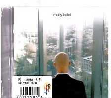 MOBY HOTEL CD SEALED SIGILLATO