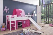 Spielvorhang Vorhang für Kinderbetten Etagenbetten 2tlg wählbar NEU