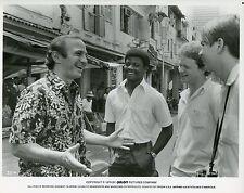 BEN GAZZARA PETER BOGDANOVITCH  SAINT JACK LE MAGNIFIQUE 1979 VINTAGE PHOTO N°4