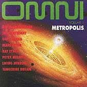 OMNI Vol. 1 CD Tangerine Dream GARY CHANG Ray Lynch PETER MELNICK Jay Chattaway