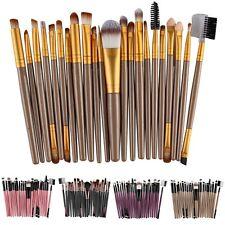22Pcs/Set Professional  Makeup Brush Tools Make-up Toiletry Kit Wool Make Up