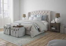Polster-Traumbett Doppelbett Ehebett ♥ Shabby 3 Gr. Lattenrost+ Bettkasten incl.
