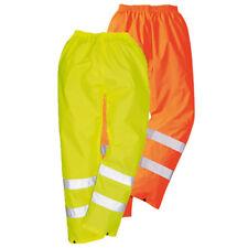 Portwest Hi Vis Rain Trousers waterproof leggings (H441)