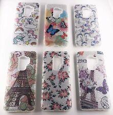 For Samsung Galaxy S9 /S9 Plus Bling Glitter Design Hard Tpu Case Cover Unicorn