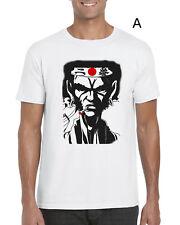 Afro Samurai Men's Gildan Softstyle T-Shirts