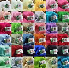 New 1 Skein x 50g Super Soft Bamboo Cotton Baby Hand Knitting Crochet Yarn