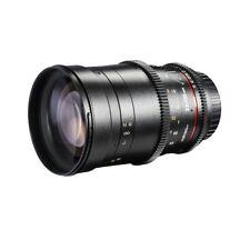 walimex pro 135/2,2 VDSLR Objektiv für Canon EF f. Detail, Landschaft u. Porträt