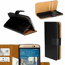 Handy Tasche für HTC Flip Cover Case Schutz Hülle Etui Schale Bumper Wallet