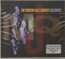 THE MODERN JAZZ QUARTET JAZZOLOGY 2 CD BOX SET