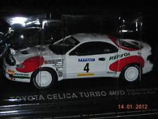 Toyota Celica Turbo 4WD du rallye de Catalogne de 1992