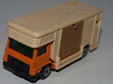 Matchbox  Lesney  n° 40  camion Horse box truck  ancien