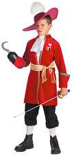 Peter Pan Disney Captain Hook Toddler/Child Boys Book Week Costume Dress Up,
