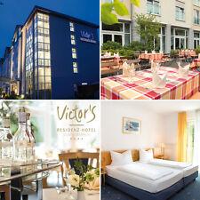 Erholung & Romantik für 2 Personen im 4* Victor's Residenz-Hotel Gummersbach