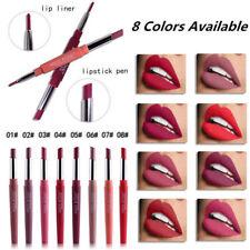 Lipstick Lip liner crayon + rouge a levres longue tenue mat MISS ROSE