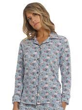 Sassa Pyjama Oberteil LOVELY CHOICE 59440 Gr. 36-46 in Morning Blue