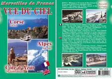 DVD Vue du ciel n°2 : Alpes, Côte d'Azue, Corse  - Tourisme Voyage Région...