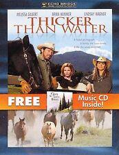 E.B.H.E Thicker Than Water DVD Bonus Gentle Country Moments CD  UPC:096009495091
