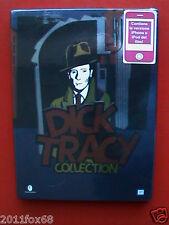 Dick Tracy Collection Gruesome Cueball BOX da 2 DVD 3 Film 186 Min. Sigillato