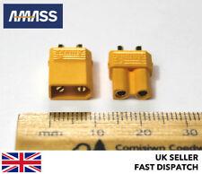 * ORIGINE AMASS * XT30U Mâle & Femelle Connecteurs/Bougies/Socket 12 V 24 V RC Lipo XT30