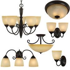 Oil Rubbed Bronze Bathroom Vanity, Ceiling Lights & Chandelier Lighting Fixtures