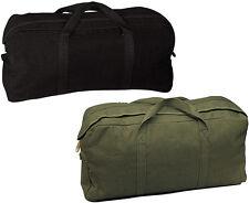 Tool Bag Heavyweight Canvas Tanker Style Mechanics Military Bag Rothco 8183 8182