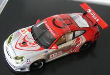 PORSCHE 911 996 GT3 RSR ALMS 2006 Flying Lizard Henzler Overbeek Autoart AA 1:18