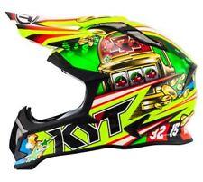 KYT Strike MX Helmet Eagle Roulette Motocross Off-Road Enduro Quad