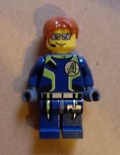LEGO AGENTS-agenti-Agent fuse con 2 volti NUOVO