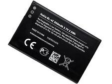 Original Nokia Akku BL-4C 2690 3500 6100 6101 6103 6125 6131 6260 6300 7610 X2