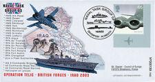 """IK03-TG1 FDC UK """"Opération TELIC - IRAQ British Forces"""""""