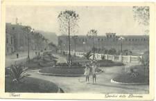 NAPOLI - GIARDINI DELLA LITORANEA 1931