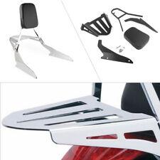 Backrest Sissy Bar w/Luggage Rack for Suzuki Boulevard M109R 2006 2007-2015