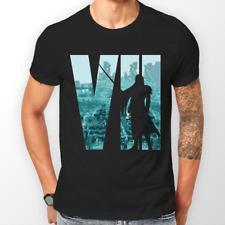 Sephiroth FF VII Final Fantasy 7 FF7 Gamer Unisex Tshirt T-Shirt Tee ALL SIZES