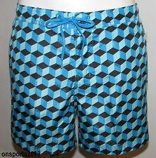 Mens Calvin Klein Blue Danube Swimming Shorts Size S / XL  BNWT