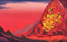 Nicholas Roerich Only Rigden-De Aro canvas print giclee 8X12&12X17