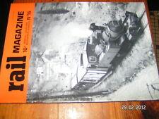 Rail Magazine n°15 Rheingold 230 E 93 231 B BB 7003